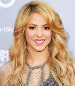 Como se llama Shakira