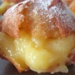 Como se llama la crema de color amarillo utilizada en pastelería