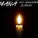 Como se llama la nueva canción de Mana y Shakira