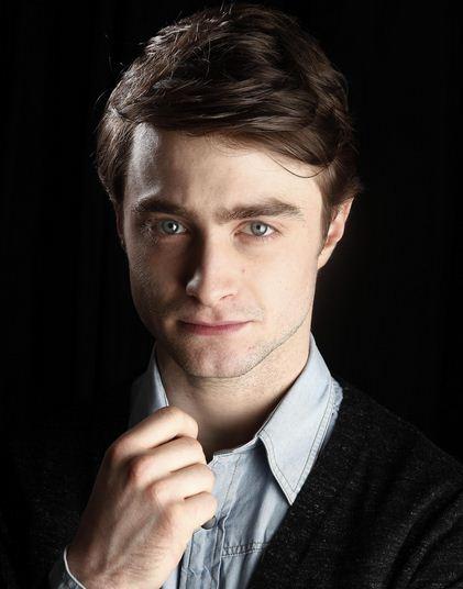 Como se llama el actor que hace de Harry Potter Daniel Radcliffe