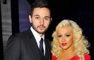 Como se llama el actual esposo de Christina Aguilera