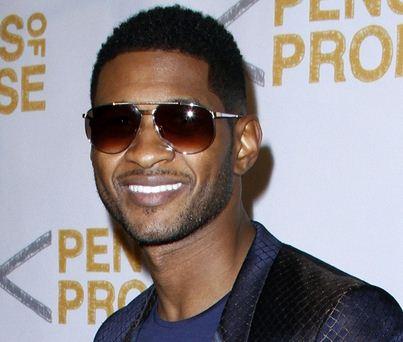 Como se llama el cantante Usher