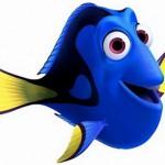 Como se llama el pez azul de Buscando a Nemo