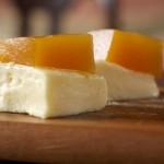Como se llama el postre de queso y dulce de batata