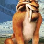 Como se llama el tigre de la película La era del hielo