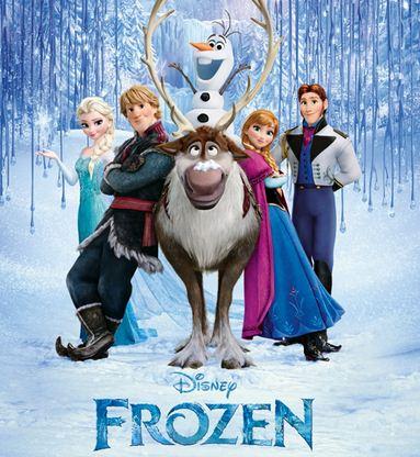 Como se llama la cancion principal de Frozen