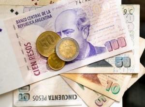 Como se llama la moneda argentina
