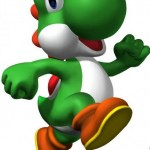 Como se llama el dinosaurio de Mario Bros