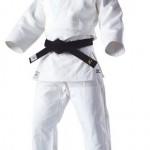 Como se llama el traje de judo