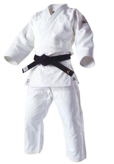 Como se llama el traje de judo Judogi