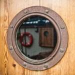 Como se llaman las ventanas de un barco