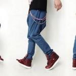 Como se llaman los pantalones de hip hop