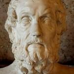 Como se llama el autor de la Ilíada y la Odisea
