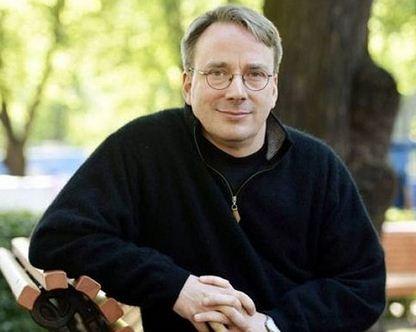 Como se llama el creador de Linux Linus Torvalds