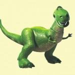 Como se llama el dinosaurio de Toy Story