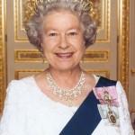 Como se llama la actual reina de Inglaterra