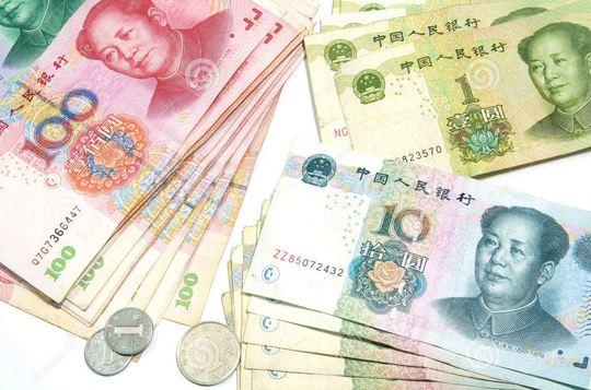 Como se llama la moneda de China Yuan