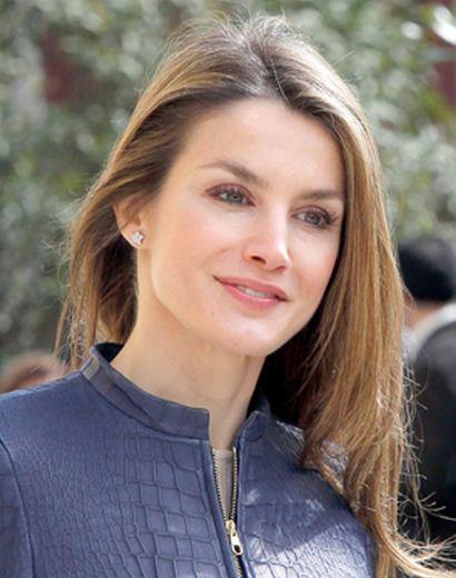 Como se llama la reina de España actual Letizia Ortiz Rocasolano