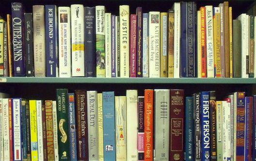 Como se llama un conjunto de libros