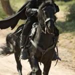 Como se llaman los caballos del Zorro