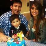 Como se va a llamar el segundo hijo de Messi