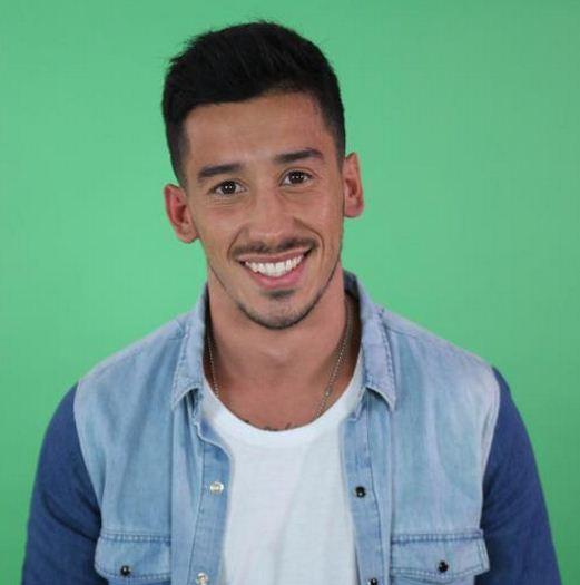 Nicolás Gran Hermano 2015