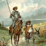 Como se llama el caballo del Quijote