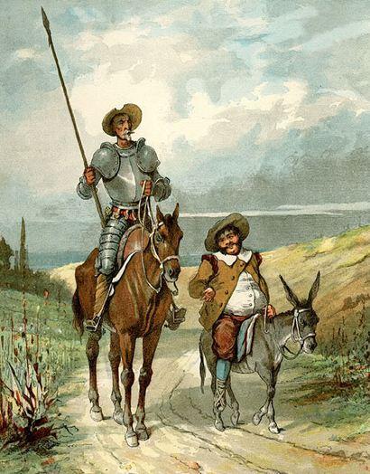 Como se llama el caballo del Quijote Rocinante