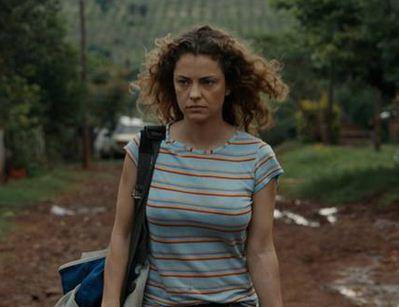 Como se llama la actriz principal película La Patota Dolores Fonzi