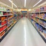 Como se llaman los estantes de los supermercados