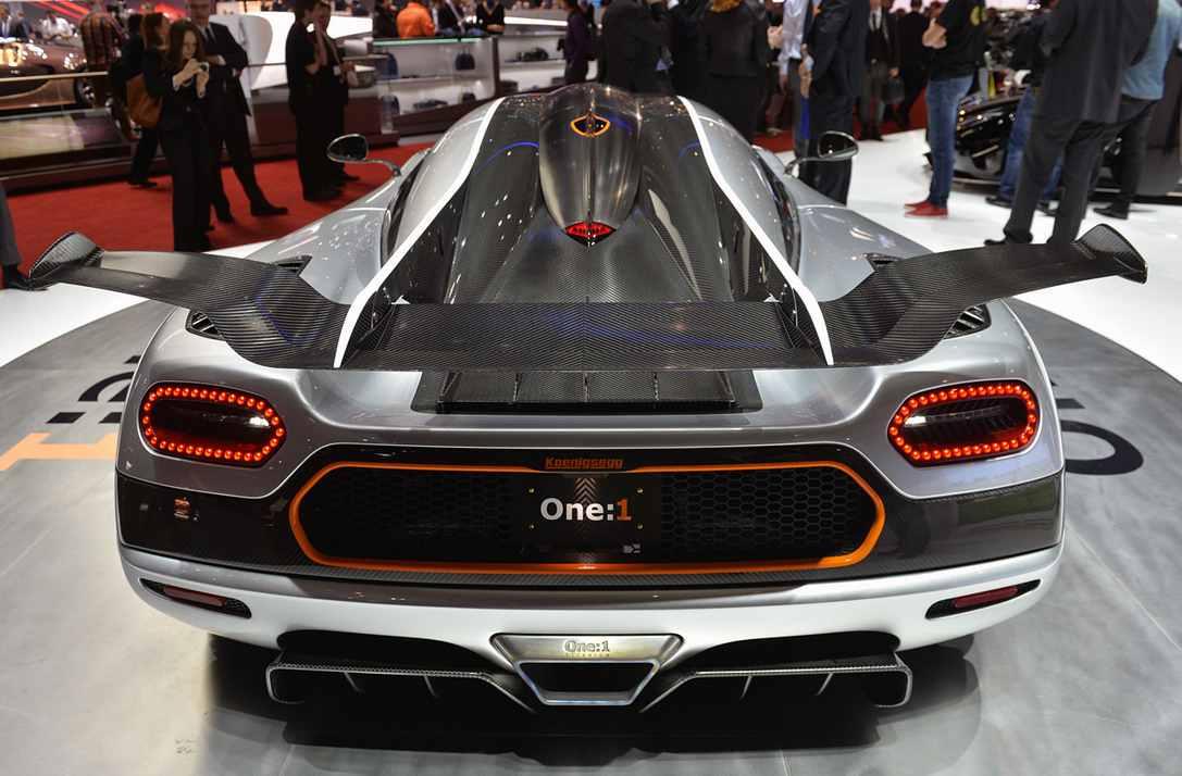 el auto mas rapido del mundo