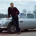 Como se llama el auto de James Bond