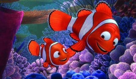 Como se llama el papá de Nemo