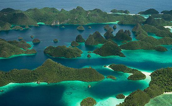 Como se llama un conjunto de islas Archipiélago