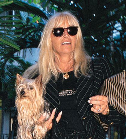 Jazmin el perro de Susana Gimenez