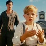Como se llaman los actores de la película Little Boy