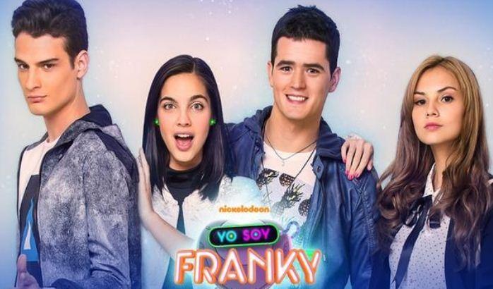 Como se llaman los personajes de Yo soy Franky