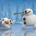 Como se llama el muñeco de nieve de Frozen