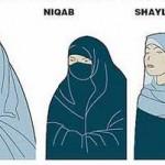 Como se llama el velo de las arabes