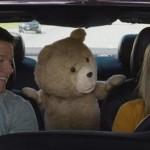 Como se llama los actores de la película Ted 2
