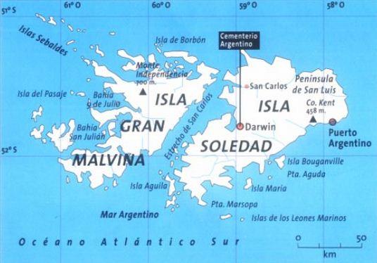 Como se llaman las Islas Malvinas