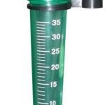 Como se llama el instrumento para medir la lluvia