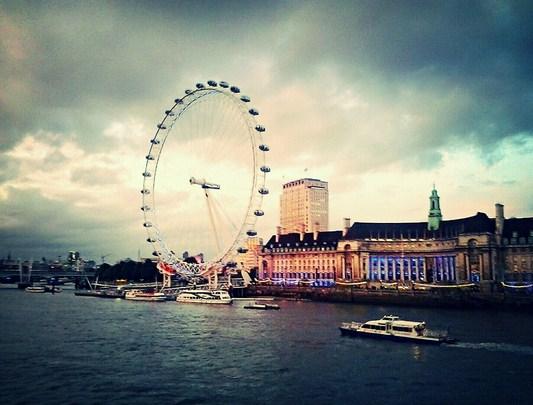 Como se llama la vuelta al mundo de Londres