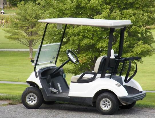 Como se llaman los carritos de golf