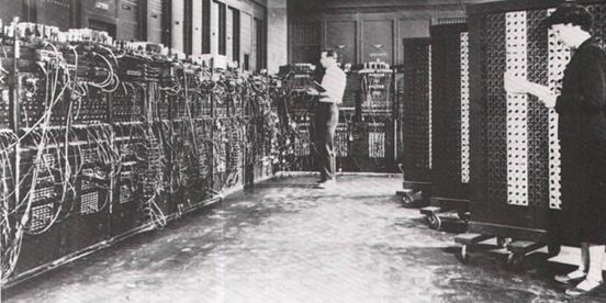 Como se llamo la primera computadora