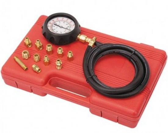 Como se llama el instrumento para medir la presión de los neumáticos