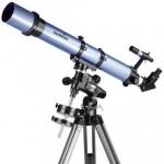 Como se llama el instrumento para ver las estrellas