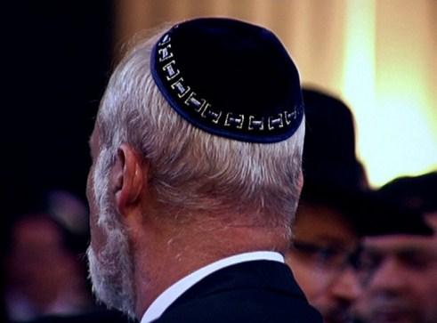 Como se llama el sombrero de los judios