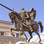 Como se llamaba el caballo del Cid Campeador