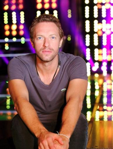 Como se llama el cantante de la banda Coldplay